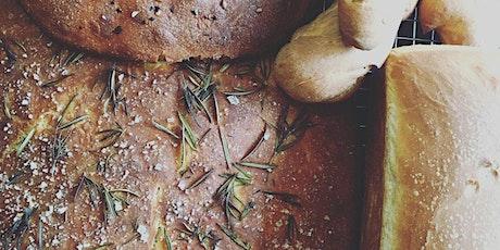 Bread Baking Workshop tickets