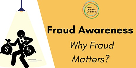 Fraud Awareness: Why Fraud Matters tickets