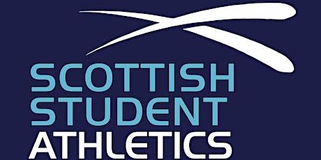 Scottish Student Athletics Opening Match - Spectators tickets