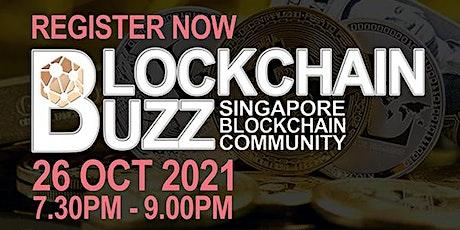 BLOCKCHAIN BUZZ Singapore 2021 tickets