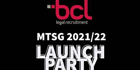 MTSG 2021/22 Launch Party tickets