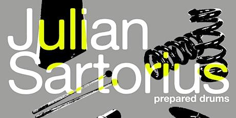PREPARED DRUMS by Julian Sartorius // 28th October at Spazio META biglietti