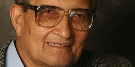 Professor Amartya Sen in conversation with Lord Patten of Barnes - Online tickets