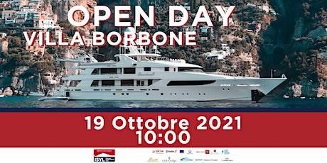 Open Day - Villa Borbone (Viareggio) biglietti