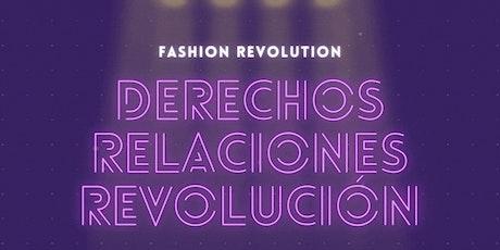 Fashion Revolution Week 2022 tickets