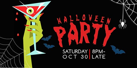 Halloween Party On The Point tickets