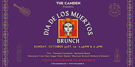 Day of The Dead (Dia de los Muertos) Brunch tickets