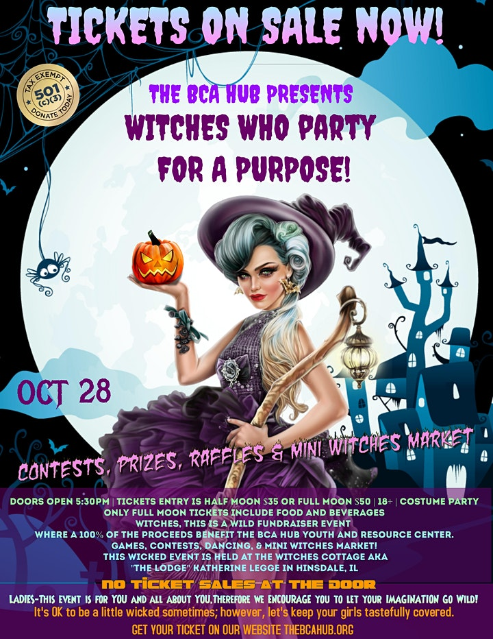 Witches  Night Out image