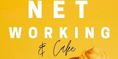 Networking & Cake - 26th November 2021 tickets