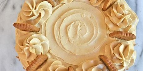 Biscoff Cake - demonstrations & degustation tickets