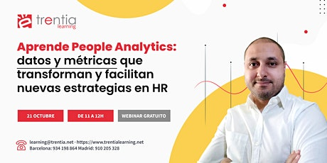 Aprende People Analytics entradas