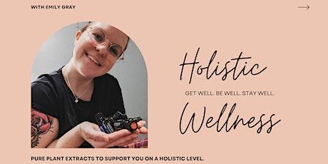 Holistic Wellness tickets