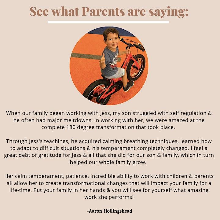 Conscious Parenting 6 week Course @casitaclubbcn image