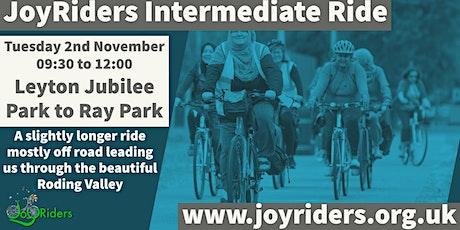 Intermediate Bike Ride from Jubilee Park to Ray Park tickets