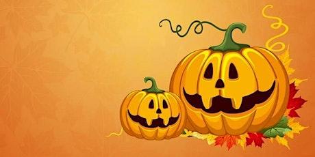 Toddler Halloween // Kleinkind Halloween 2-4 j (3G) Tickets