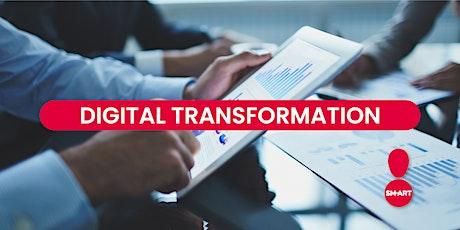 Digital Transformation | Webinar Introduttivo GRATUITO | SM-ART Formazione biglietti