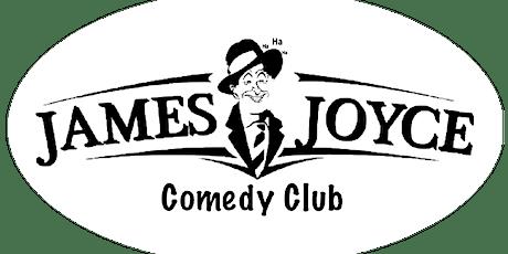 JAMES COMEDY CLUB billets