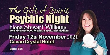 Psychic Night in Cavan tickets