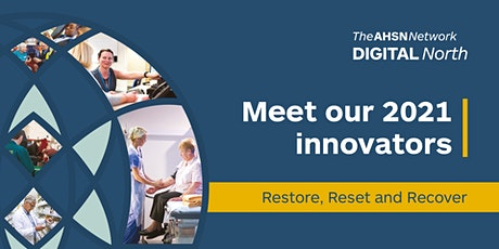 Digital North accelerator programme: Restore, Reset and Recover tickets