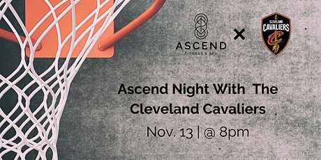 Ascend Night With The Cleveland Cavaliers tickets
