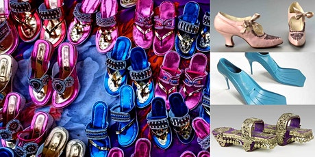 'The History of Shoes: 10,000 Years of Fashion and Function' Webinar tickets