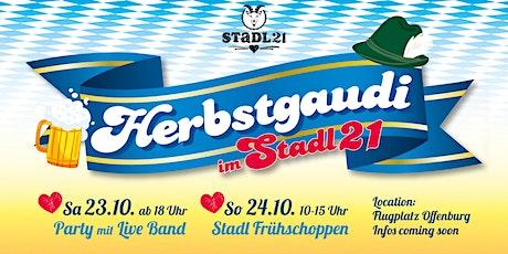 Herbstgaudi im Stadl21 billets