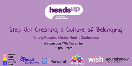 Step Up: Creating a Culture of Belonging tickets