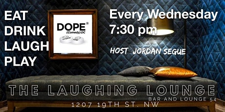 The Laughing Lounge tickets