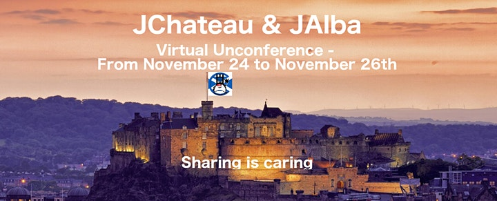 JChateau and JAlba (the Unofficial Unorganised JAuldAlliance) image
