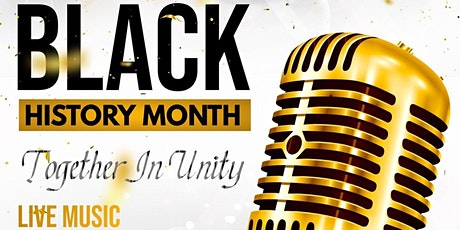 Celebrating Black History Month Music Concert tickets