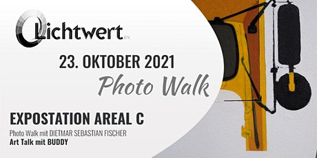 Photo Walk and Artist Talk ExpoStation Areal C tickets