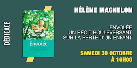 GIBERT Dédicace :  Hélène MACHELON billets