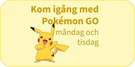 Kom igång med Pokémon GO tickets