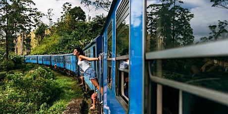 Verre Reizen Café - Reisfilm Sri Lanka tickets