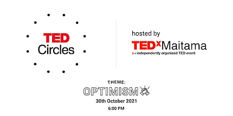 TED Circles themed 'Optimism.' tickets