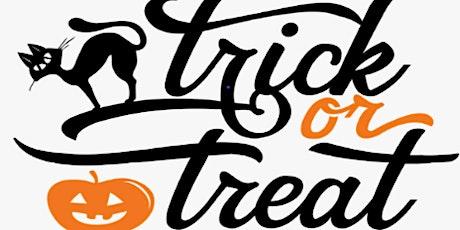 Trick or Treat Ages 4-10 year// Süßes oder Saures für 4-10 Jahre billets