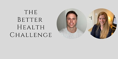 The Better Health Challenge tickets