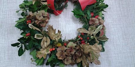 Winter Workshop: Christmas Willow Wreaths tickets