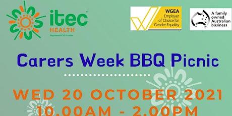 ITEC Health's Carers Week BBQ Picnic tickets