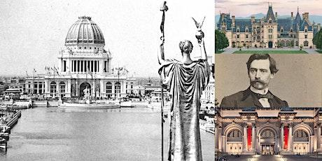'Architect Richard Morris Hunt and the City Beautiful Movement' Webinar biglietti