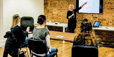 Hatton Garden BID x Remark! British Sign Language Course tickets