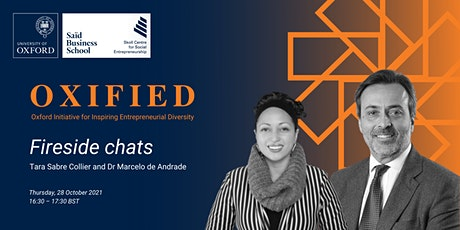 OXIFIED Fireside Chat with Tara Sabre Collier and Marcelo de Andrade tickets