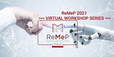 ReMeP 2021 - Legal Informatics Conference - workshop series tickets