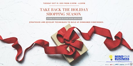 Take Back The Holiday Shopping Season tickets
