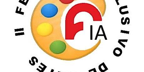 Inicio II Festival Inclusivo de Artes - FIA biglietti
