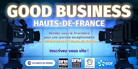 GOOD BUSINESS HAUTS-DE-FRANCE billets