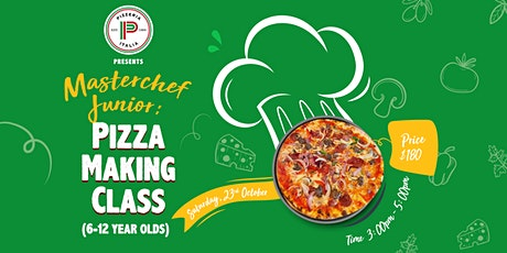 Pizzeria Italia's Masterchef Junior Class tickets