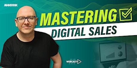 Mastering Digital Sales - Business Development Goes Digital tickets