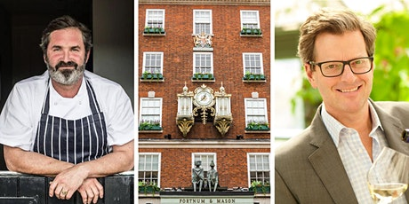Fortnum's x William Sitwell's Supper Club with Mike Robinson tickets