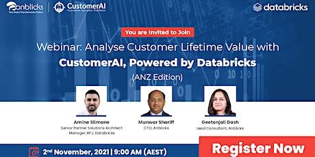 Analyse Customer Lifetime Value with CustomerAI (Powered by Databricks) tickets